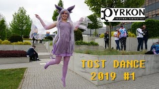 Tost Dance Cosplay Pyrkon 2019 thumbnail
