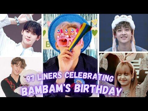 Lisa, Bang Chan, 97 liners wishing Bambam's birthday