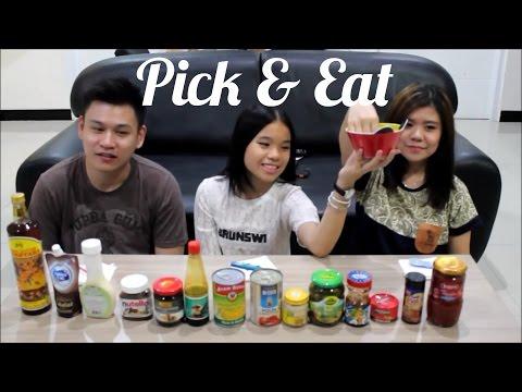 """PICK & EAT"" CHALLENGE"