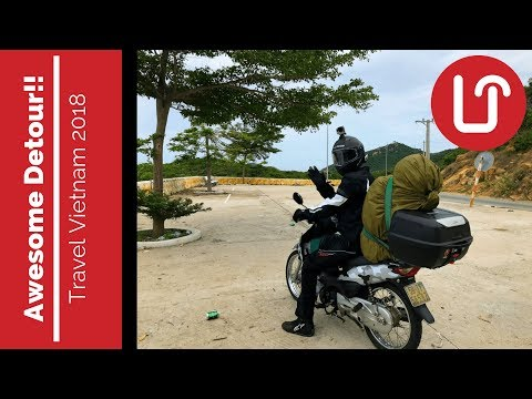 Cam Ranh To Phan Rang, An Awesome Ride - Vietnam Travel Vlog