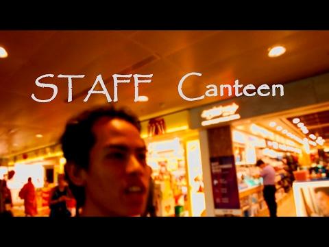 Changi Airport Staff Canteen - Cara Murah Makan di Singapore #1