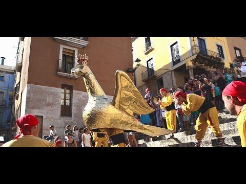 L'Àliga de Tarragona torna a casa