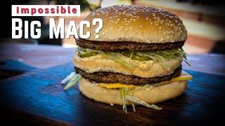 Impossible Big Mac Reveal | Burger Of The Future? | Ballistic BBQ