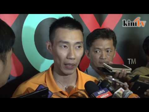 Lee Chong Wei: If I'm worth RM300 million, I'd stay at home