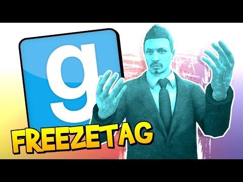 GMOD FREEZETAG - Milk Carton Dolphin! (Garry's Mod)