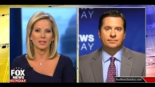 Nunes discusses global terrorism on Fox News Sunday, Part I