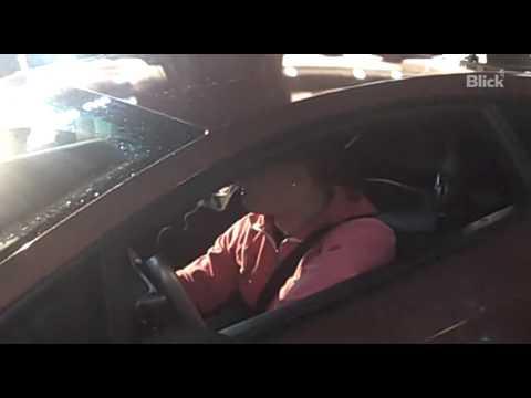 Hier fährt Bayern-Star Shaqiri im Lamborghini vor