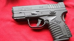 XDs-45 by Springfield Armory