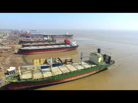 History Of Ship Recycling