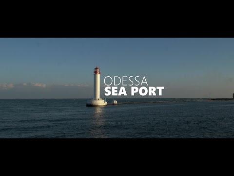 ОДЕССКИЙ МОРСКОЙ ПОРТ | ODESSA SEA PORT | PROMO VIDEO