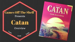 Catan: Trade, Build, Settle - Overview