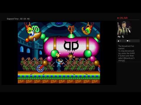 Dynamite Headdy - SEGA Mega Drive Classics - PS4 Pro: Scene 2-3 thumbnail