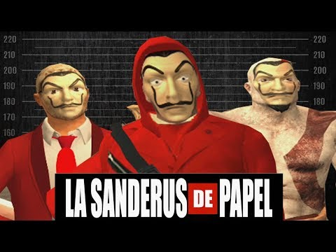 LA SANDERUS DE PAPEL