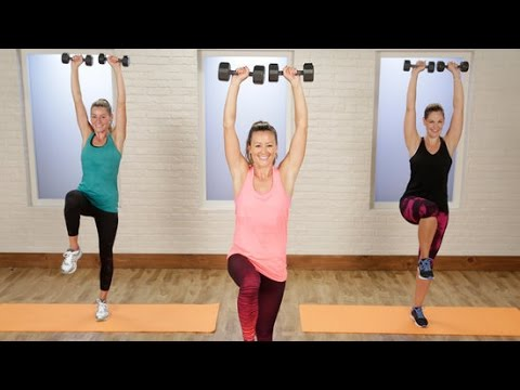 20-Minute Metabolism-Boosting Workout | Class FitSugar