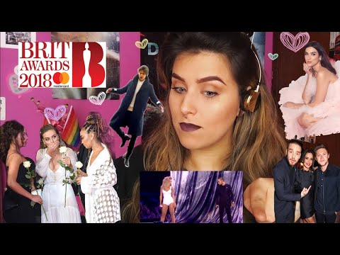Rita Ora, Liam Payne - For You (REACTION)  BRITs 2018. COSA NON E' SUCCESSO !!