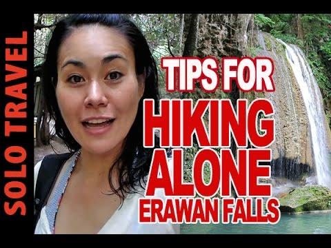 tips-for-hiking-alone-|-erawan-falls,-kanchanaburi,-thailand-|-part-i
