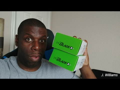 ZTE BLADE X MAX! Unboxing & First Impressions!