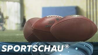 Football: Fünf Deutsche und der Traum von der NFL | Sportschau