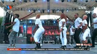 #LIVE : WASAFI FESTIVAL DAR ES SALAAM (VIWANJA VYA POSTA KIJITONYAMA) - 9 NOV. 2019