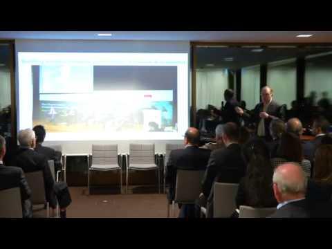 INSEAD Geneva - Bruno Lanvin - Talent & Innovation - 09.01.2014
