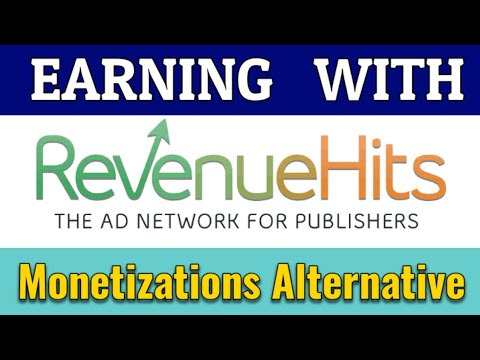 How To Earn From Revenuehits For New Bloggers And New User Complete Guide