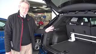 Phillips Auto Group - 2019 Chevy Blazer - Backseat Storage