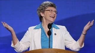 DNC 2012 - Catholic Nun Blasts Romney