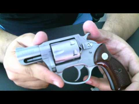 Charter Arms Pathfinder  22 WMR Review (NEW)