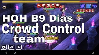 hoh dias hall of heroes b9 summoners war