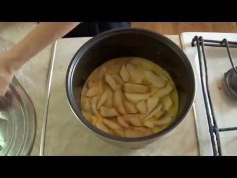 Рецепт в мультиварке редмонд яблочного пирога