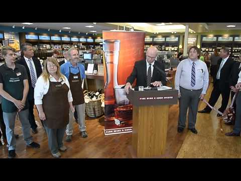 Fine Wine & Good Spirits Premium Collection Store Grand Opening