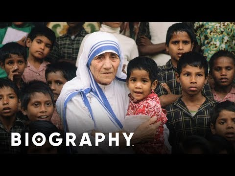 Mini Bio: Mother Teresa