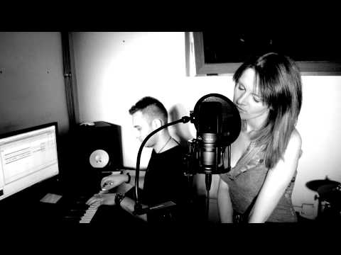Xteens (Iuliana & Gabi) - Caruso (cover) @ SALA DE REPETITII