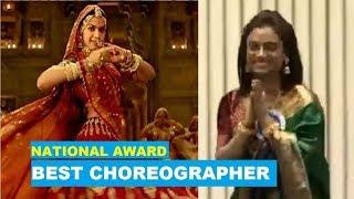 National Award 2019: Kruti Mahesh & Jyoti Tomar win Best Choreography for Deepika's #Ghoomar song