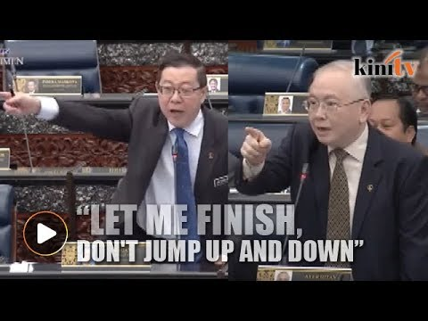 Guan Eng: Wee interested in 1MDB now, but silent when BN was in power