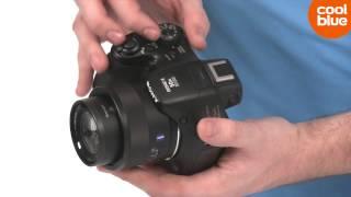 Sony Cybershot HX400V compactcamera productvideo (NL/BE)