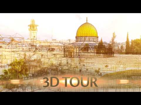 Western Wall 3D Interactive Virtual Tour - Jerusalem in the Jewish Faith