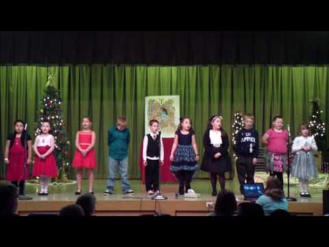 Holy Trinity Orthodox Christian Academy & Preschool 12th Annual Nativity Program 2015