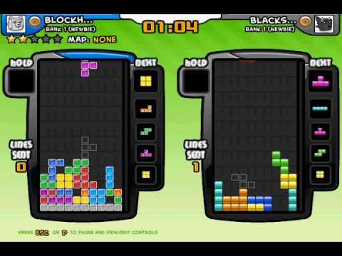 Tetris Friends-2 Player Battle