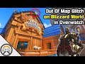 OCG - Glitch Out of Map on Blizzard World in Overwatch