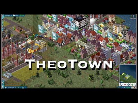 "TheoTown - ""The Pixel Village"""