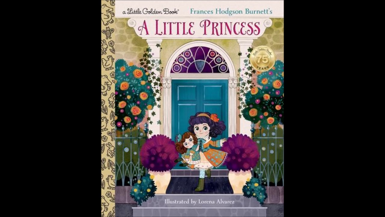 Little Golden Book A Little Princess Review Please Pause If You Want To Read The Storybook Youtube