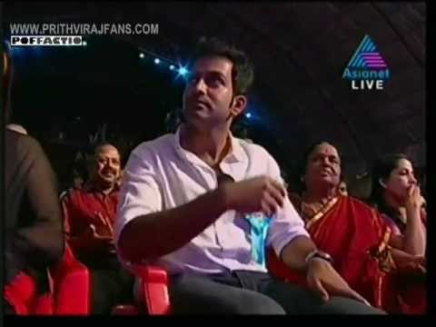 Prithviraj Sukumaran @ Idea Star Singer Season5 Grand Finale
