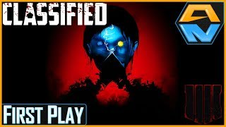 CLASSIFIED | First Play | Call of Duty Black Ops 4 Zombies
