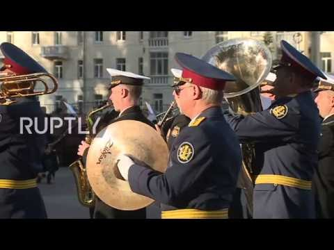 LIVE: Arkhangelsk hosts commemorations on 75th anniversary of Arctic Convoys