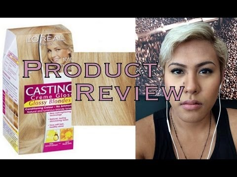 Product Review Loreal Paris Casting Creme Gloss 1010 Very