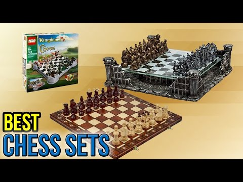 8 Best Chess Sets 2017