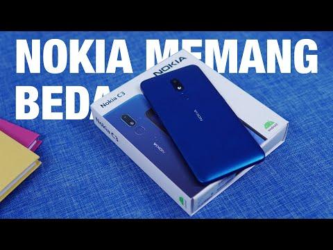 HP Nokia Lipet yang bisa WA, FB, Youtube, Google Maps....