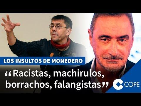 Herrera responde a los insultos de Monedero
