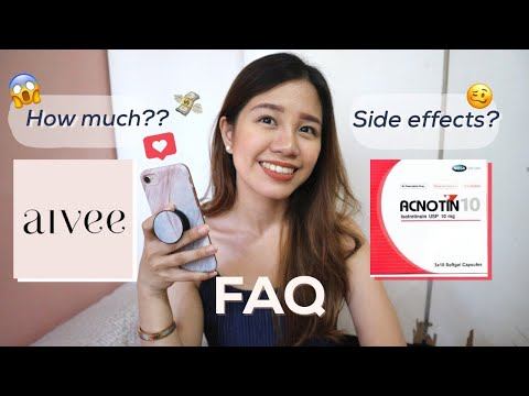 AIVEE CLINIC WORTH IT? Prices +  acnotin (isotretinoin) experience FAQ